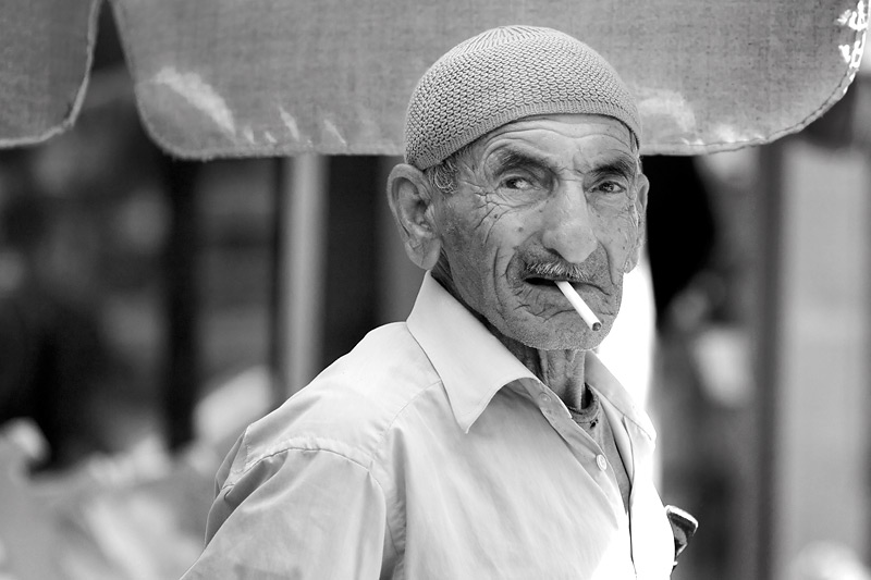 Turkish Man