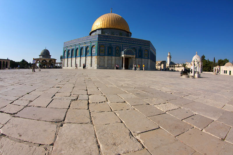 Temple Mount (Mt. Moriah)
