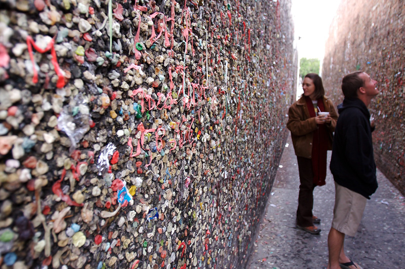 Bubble Gum Alley, San Luis Obispo