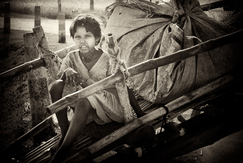 A World Away - Glimpse of a Child's Life in Rural India