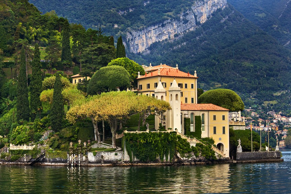 Villa del Balbianello: Luxury Villa on Lake Como, Italy