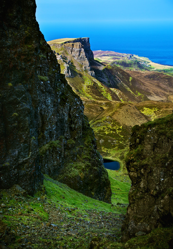 Hiking the Quiraing: Isle of Skye, Scotland