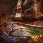 The Subway - Canyoneering in Zion