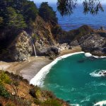 McWay Falls, Julia Pfeiffer Burns State Park - Big Sur, CA