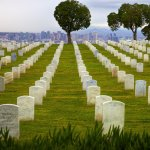 Fort Rosecrans National Cemetery - Point Loma - San Diego, CA
