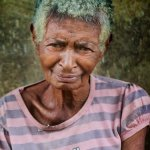Portrait of a Papuan Grandma