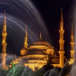 Blue Mosque - Sultan Ahmed Mosque - Istanbul