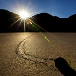 Sailing Stone - Death Valley, Racetrack Playa
