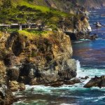 Big Sur House on the Cliffs