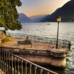 Lago di Como Lake Shore Walking & Cycling Trail